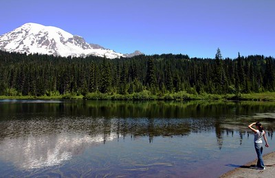 Reflection Lake Overlook